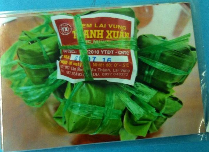 Nem Lai Vung Thanh Xuân